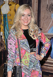 Larissa Eddie attends The Cinderella VIP Exhibition Preview and Screening at Vue West End, Leicester Square, London on Sunday 29 March 2015