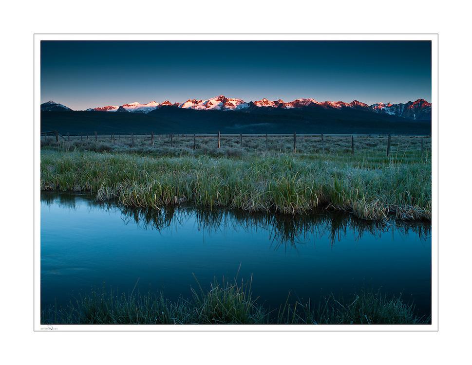 Summer Sunrise at Decker Flat