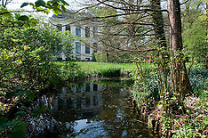 Nieuwersluis, Utrecht. Former NIOO stinzen estate Vijverhof