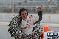 Dan Wheldon, Indianapolis 500, Indianapolis Motor Speedway, Indianapolis, IN USA 5/29/2011