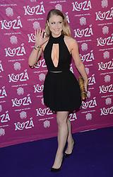 Camilla Kerslake attends  Cirque Du Soleil Kooza Press Night  at The Royal Albert Hall, Kensington Gore, London on Tuesday 6 January 2015