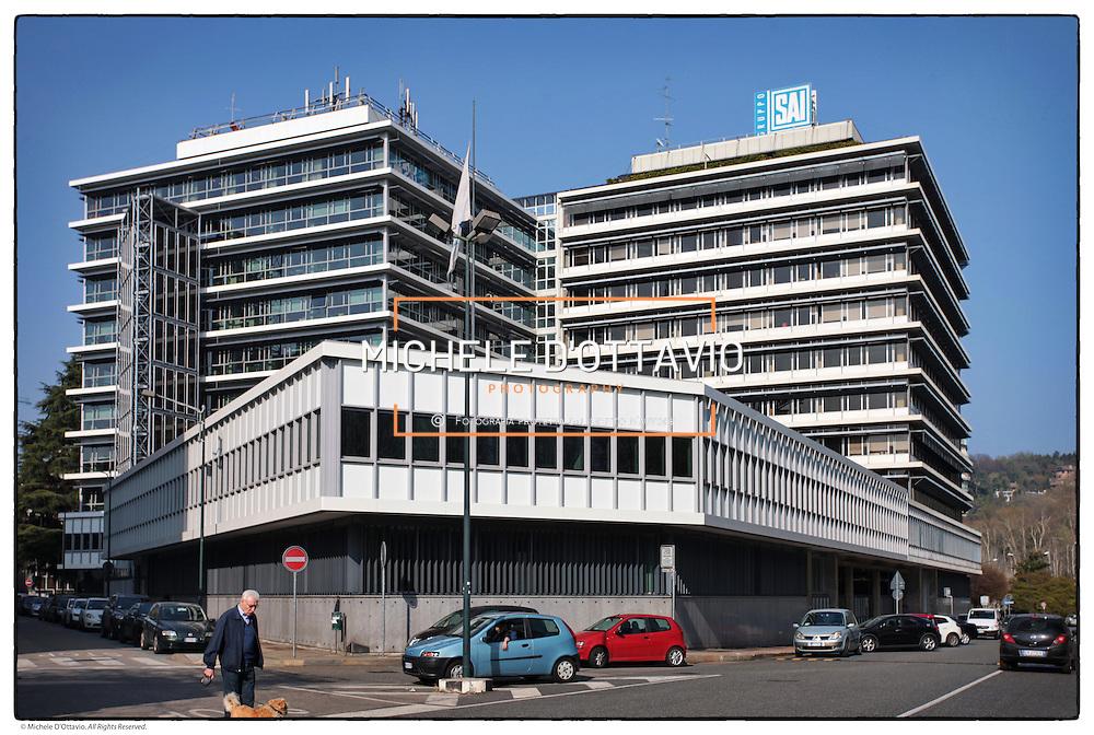 Torino, sede della Fondiaria SAI S.p.A.