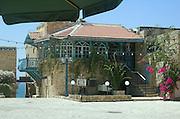 Israel, Tel Aviv, Old Jaffa, center square