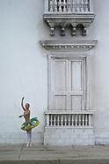 Dancer in Cartagena