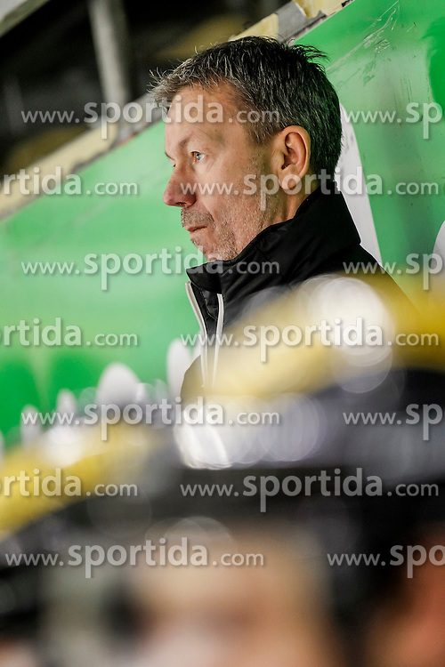 17.02.2015, Eisstadion Liebenau, Graz, AUT, EBEL, Moser Medical Graz 99ers vs HCB Suedtirol, 48. Runde, im Bild 99ers Headcoach Todd Bjorkstrand // 99ers Headcoach Todd Bjorkstrand during the Erste Bank Icehockey League 48th Round match between Moser Medical Graz 99ers and HCB Suedtirol at the Ice Stadium Liebenau, Graz, Austria on 2015/02/17, EXPA Pictures © 2015, PhotoCredit: EXPA/ Erwin Scheriau