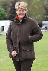 MAY 10 2013 Clare Balding