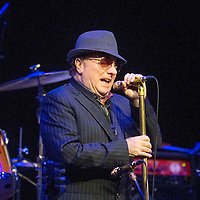 Van Morrison performs on stage at Celtic Connections Festival at Glasgow Royal Concert Hall on January 26, 2015 in Glasgow, Photo by Ross Gilmore