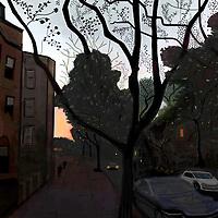 Fifth Street in Park Slope, Brooklyn