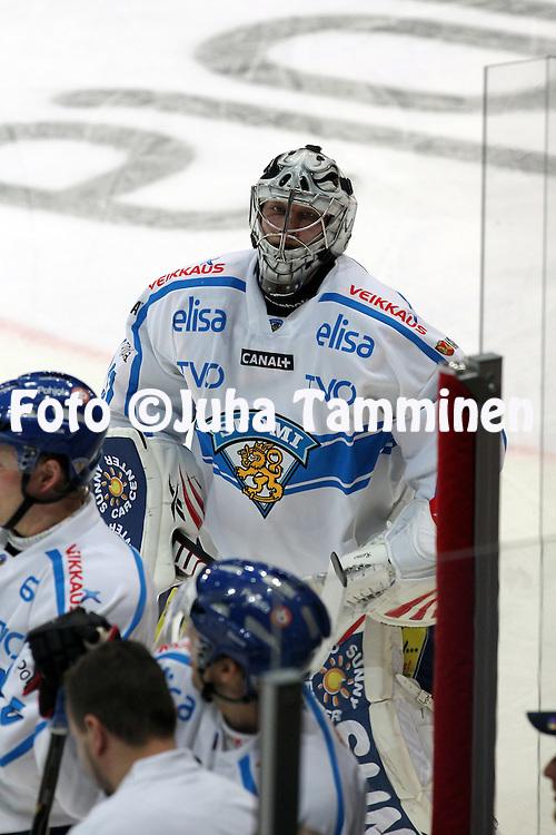 10.11.2011, Hartwall-Areena, Helsinki, Finland..Euro Hockey Tour - Karjala-turnaus 2011. Suomi - Venj / Finland v Russia..Karri Rm - Suomi..