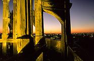 Saint Eustache church. Paris view from bell towers. PR276A