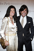 l to r: Marcy Barnett and Michael Morelli at ' The Celebrating Fashion ' A Gala Benefit to support the Gordon Parks Foundation held at Gotham Hall on June 2, 2009 in New York City. ..The Gordon Parks Foundation-- created to preserve the work of groundbreaking African American Photographer and honor others who have dedicated their lives to the Arts--presents the Gordon Parks Award to four Artists who embody the principals Parks championed in his life.