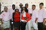 Team  ALIZÉ at ?Kiki's 1st Annual Celebrity Golf Challenge? Presented by ALIZÉ, The Premium Liqueur held at The Braemar Country Club on October 134, 2008 in Tarzana, Ca..KiKi?s Celebrity Golf Challenge (CGC) - conceived and spearheaded by Ms. Shepard ? is a fundraising event to benefit The K.I.S. Foundation, Inc.  The central mission of The K.I.S. Foundation is to inform and educate the public, raise awareness about Sickle Cell Disease through community outreach programs and educational scholarships, and to financially help support the efforts of research institutions to find a universal cure. Sickle Cell Disease is an inherited, non-contagious blood disease that can be crippling, painful, and life threatening. The K.I.S. Foundation Awards Banquet will also honor individuals and organizations who have selflessly committed themselves in the fight against Sickle Cell Disease...