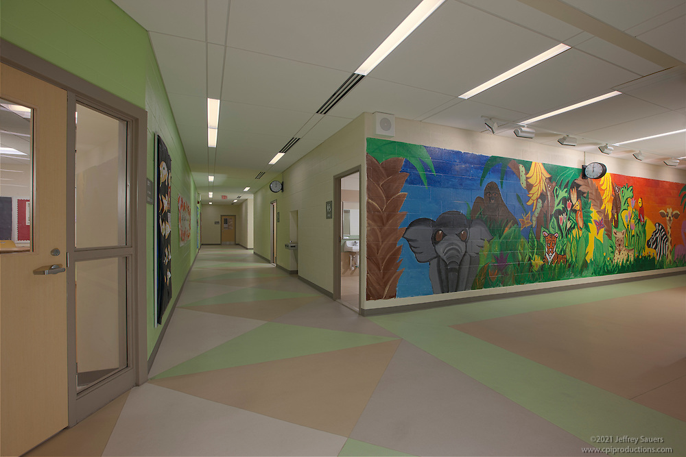 Ketcham Elementary School Interior Design Image Architectural Photo Artistry By Jeffrey Sauers