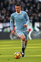 can - 22.01.2017 - Torino -  Serie A 2016/17 - 21a giornata  -  Juventus-Lazio  nella  foto: Sergej Milinkovic-Savic
