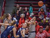 UN Women's Basketball vs Nevada 01/28/2017
