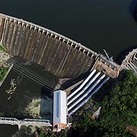 Narrows (Badin) Dam, Yadkin River, NC