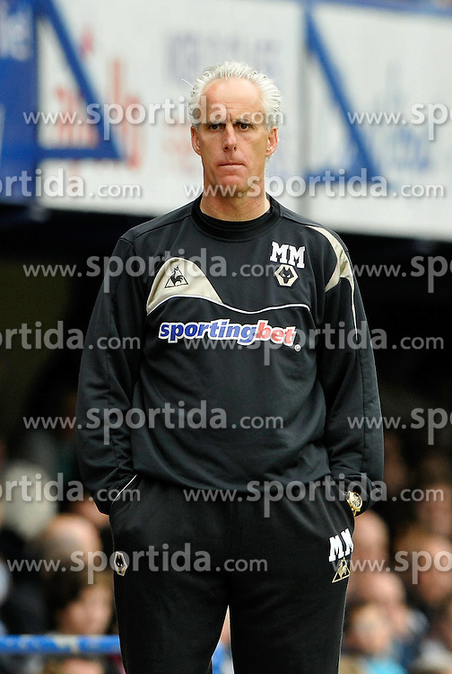 01.05.2010, Fratton Park, Protsmouth, ENG, PL, Portsmouth vs Wolverhampton im Bild Wolverhampton manager Mick McCarthy, EXPA Pictures © 2010, PhotoCredit EXPA/ Sean Ryan / SPORTIDA PHOTO AGENCY