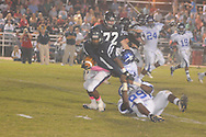 Water Valley vs. Nettleton in Nettleton, Miss. on Friday, October 12, 2012. Water Valley won.