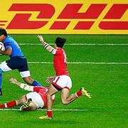 RWC 15 - France v Canada
