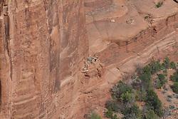 Canyon de Chelly (də-shay) National Monument