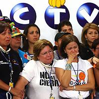 Cierre RCTV