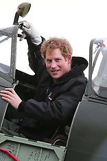 FEB 15 2014 Prince Harry at Goodwood Motor Circuit