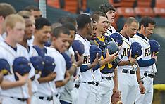 2012 A&T Baseball vs Sav. St (Senior Day)