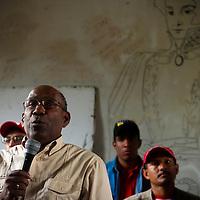 VENEZUELAN POLITICS / POLITICA EN VENEZUELA<br /> Aristobulo Isturiz<br /> PSUV Vice President / Vicepresidente del PSUV<br /> Caracas - Venezuela 2008<br /> (Copyright &copy; Aaron Sosa)