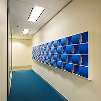 Internal artwork,Tuggeranong Office Park, Tuggeranong, ACT