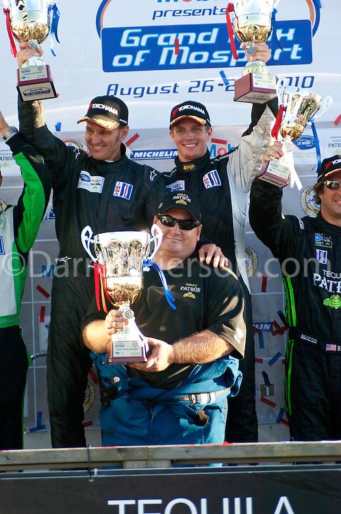 GTC Class Winner,#88 Velox Motorsport Porsche 911 GT3 Cup: Shane Lewis, Lawson Aschenbach
