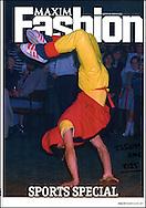 Break Dancer / Maxim Fashion / March 2009