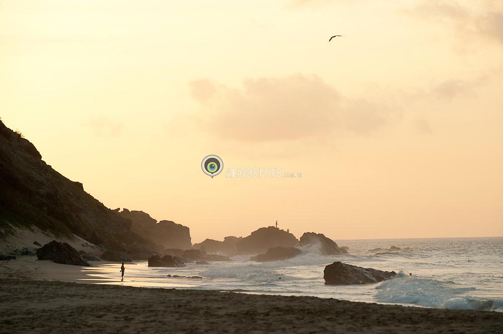 Praia da Conceicao em Fernando de Noronha PE