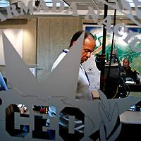 VENEZUELAN POLITICS / POLITICA EN VENEZUELA<br /> Director of Strategic Command of the Venezuelan Army, Caracas - Venezuela 2008 / Director del Comando Estrategico del Ejercito Venezolano, Caracas - Venezuela 2008<br /> (Copyright &copy; Aaron Sosa)
