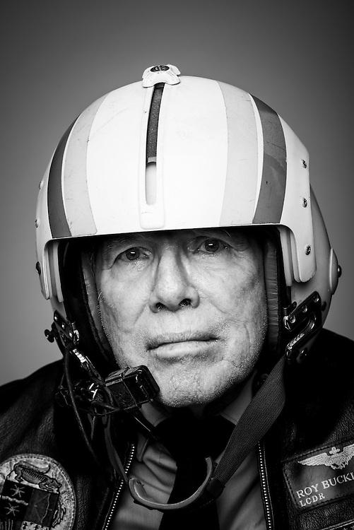 Roy A. Buckingham<br /> Navy<br /> O-4<br /> Naval Aviator<br /> Jan. 1954 - July 1976<br /> Korean War<br /> Vietnam War<br /> <br /> Clarksville, TN<br /> Model Release: YES