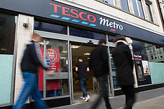 File photo - Tesco chiefs face jail