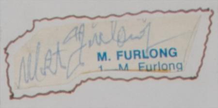 Martin Furlong,