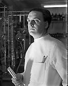 1958 - Dr. Michelson, Guinness Chemist
