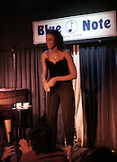 Alice Smith performs at Another Side Series: Alice Smith produced by Jill Newman Productions held at The Blue Note in NYC on November 26, 2008..Her debut album, For Lovers, Dreamers & Me, is a collection of songs spanning genres from country to rock to funk and almost everything in between (except rap). The title is also eclectic, having been borrowed from an unexpected source - The Muppets.
