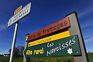 07/05/12 - SAULZET LE FROID - PUY DE DOME - FRANCE - GAEC de la Ligulaire - Photo Jerome CHABANNE
