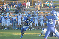 Water Valley's Elijah Rogers (9) vs. Senatobia in Water Valley, Miss. on Monday, September 23, 2013. Water Valley won 45-7 to improve to 5-0.