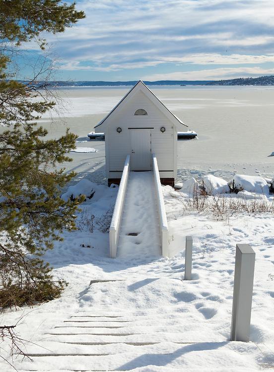 Munkebakken, Fornebu