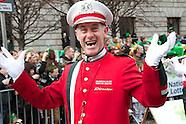 Images from St. Patrick's Festival  - the Berkner Bandoleras,