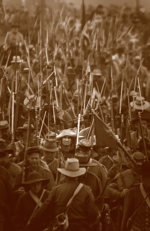 Battle of Gettysburg, Pennsylvania, 2003 — © /