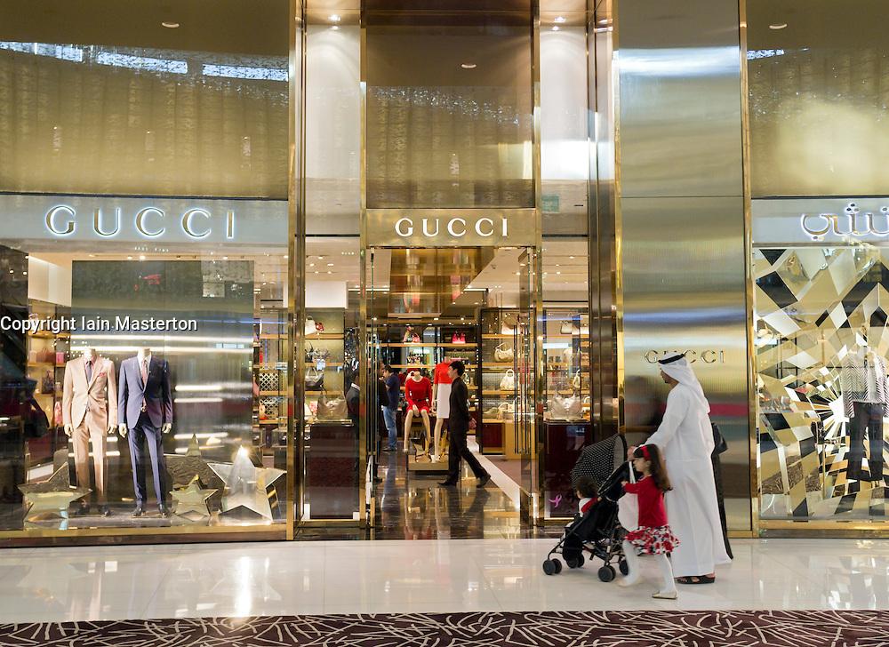gucci store in dubai mall in dubai in united arab emirates iain masterton photography. Black Bedroom Furniture Sets. Home Design Ideas