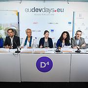 20160616 - Brussels , Belgium - 2016 June 16th - European Development Days - Promoting young people as peacebuilders © European Union
