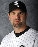 2012 White Sox Headshots