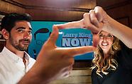 Allison Glader and Jason Rovou, heads of Ora.tv
