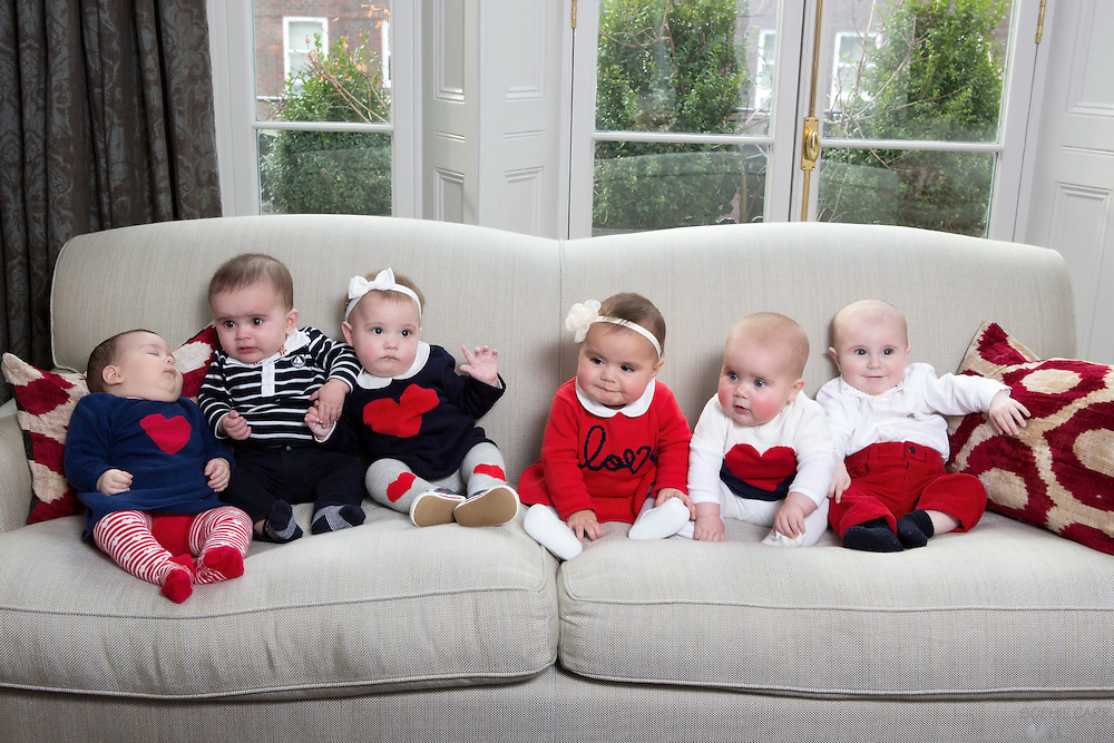 Chelsea NCT Group babies