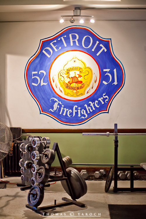 Detroit Fire Department Engine 52 Ladder 31 Detroit Fire Station Engine 52 & Ladder 31