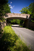 Triad-Day Mountain Bridge.Carriage Road 17/37